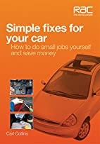 Simple Fixes for Your Car: How to do small…