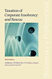 Taxation in Corporate Insolvency and Rescue:…