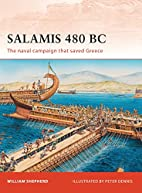 Salamis 480 BC by William Shepherd