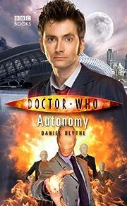 Doctor Who: Autonomy por Daniel Blythe