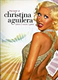 The best of Christina Aguilera : piano, vocal, guitar