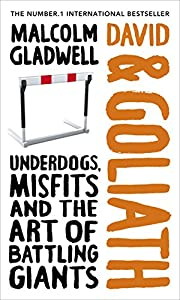 David & Goliath: Underdogs, Misfits, and the…