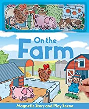 On the Farm (Magnetic Story & Play Scene) de…