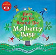 Here We Go Round the Mulberry Bush PB w CD…