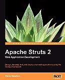 couverture du livre Apache Struts 2