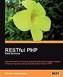 couverture du livre RESTful PHP