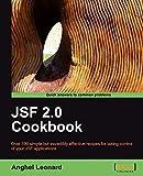 couverture du livre JSF 2.0 Cookbook