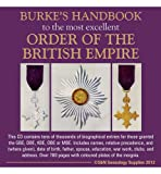 Burke's handbook to the most excellent Order of the British Empire [edited by A. Winton Thorpe]