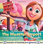 The Weather Report: with Sam Sparks: Cloudy…