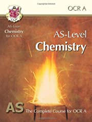 As Level Chemistry for OCR a: Student Book…