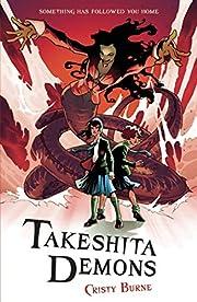 Takeshita Demons af Cristy Burne