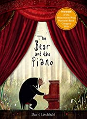 The bear and the piano af David Litchfield