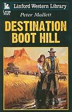 Destination Boot Hill (Linford Western…