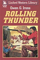 Rolling Thunder (Linford Western Library) by…