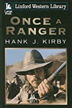 Once a Ranger (Linford Western Library) by…