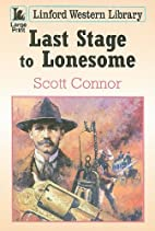 Last Stage to Lonesome (Linford Western…