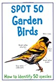 Spot 50 Garden Birds (Book) written by Camilla De La Bdoyre