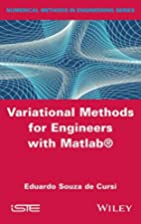 Variational Methods For Engineers by Souza…