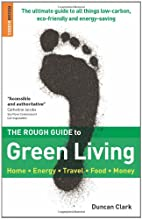 Rough Guide to Green Living by Duncan Clark