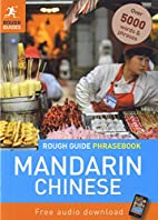 Rough Guide Mandarin Chinese Phrasebook…