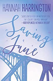 Saving June av Hannah Harrington