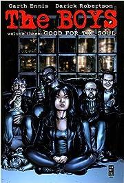 The Boys: Good for the Soul v. 3 por Garth…