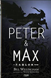 Peter & Max: A Fables Novel – tekijä:…