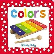 Busy Baby Dotty Colors – tekijä: Joanna…