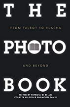 The photobook : from Talbot to Ruscha and…