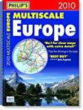 Philip's Multiscale Europe 2010 (Road Atlases)