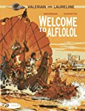 Welcome to Alflolol (1972) (Book) written by Pierre Christin; illustrated by Evelyn Tran-Le, Jean-Claude Mezieres