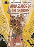 Ambassador of the Shadows (1975) (Book) written by Pierre Christin; illustrated by Evelyn Tran-Le, Jean-Claude Mezieres