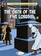 The Oath of the Five Lords: The Adventures…
