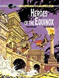 Heroes of the Equinox (1978) (Book) written by Pierre Christin; illustrated by Evelyn Tran-Le, Jean-Claude Mezieres