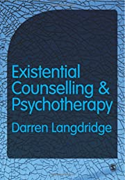 Existential Counselling and Psychotherapy av…