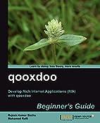 qooxdoo Beginner's Guide by Mohamed Raffi