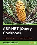 couverture du livre ASP.NET jQuery Cookbook