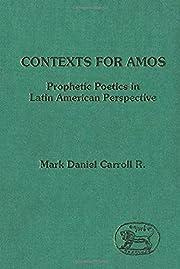 Contexts for Amos Prophetic Poetics in L:…