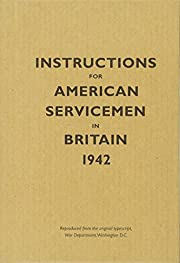 Instructions for American Servicemen in…