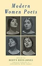 Modern Women Poets by Deryn Rees-Jones