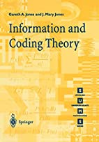 Information and Coding Theory by Gareth A.…