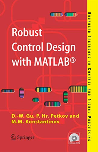PDF] Robust Control Design with MATLAB (Advanced Textbooks