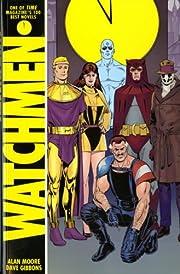 Watchmen por Alan Moore