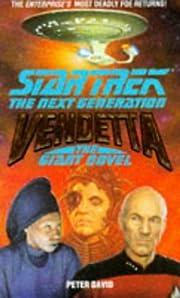 Vendetta: The Giant Novel (Star Trek the…