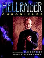 The Hellraiser Chronicles by Clive Barker