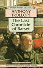 The Last Chronicle of Barset (Wordsworth…