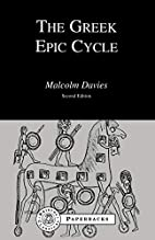 Greek Epic Cycle (Bristol Classical…