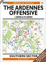 The Ardennes offensive. southern sector / I…