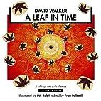 A Leaf in Time by David Walker