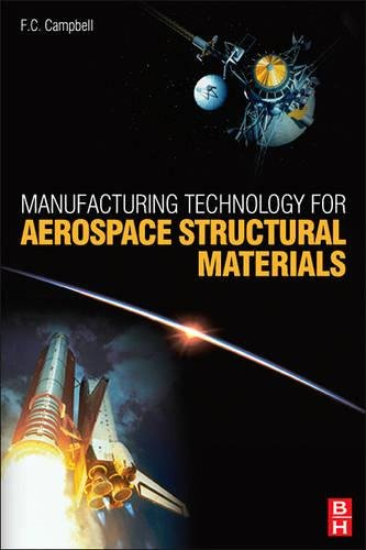 PDF] Manufacturing Technology for Aerospace Structural